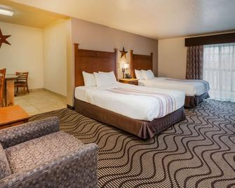 Best Western Plus Riverfront Hotel and Suites - Great Falls - Soveværelse