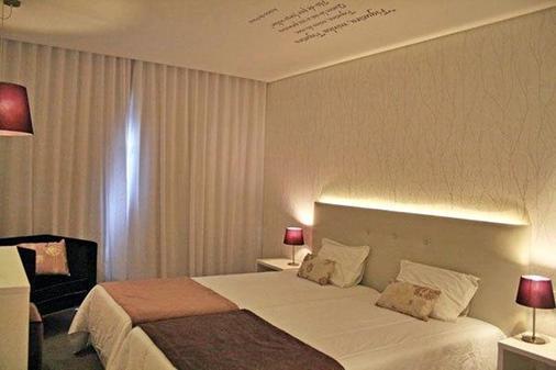 科斯塔德普拉塔酒店 - 菲蓋拉達福什 - 菲蓋拉-達福什 - 臥室