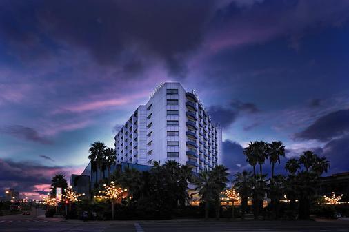 Jeju Pacific Hotel - Jeju City - Rakennus