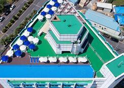 濟州太平洋酒店 - 濟州 - 游泳池