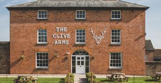 The Clive Arms - Ludlow - Building