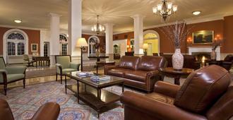 Gideon Putnam Resort And Spa - Saratoga Springs - Lounge