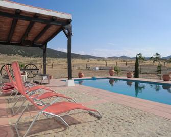 Casa Rural Huerta del Tio Cruz - Mestanza - Pool