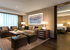 Teda, Tianjin-Marriott Executive Apartments - Binhai - Edificio