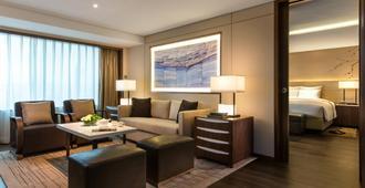 Teda, Tianjin-Marriott Executive Apartments - Binhai - Stue