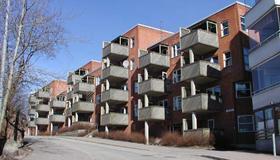 Two Bedroom Apartment in Helsinki, Maistraatinkatu 7 - Helsinki - Edificio