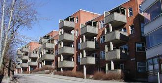 Two Bedroom Apartment in Helsinki, Maistraatinkatu 7 - הלסינקי - בניין