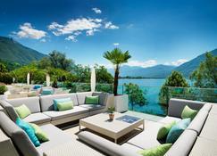 Giardino Lago - Minusio - Balcony
