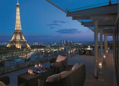 شانجريلا هوتل باريس - باريس - غرفة نوم