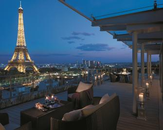 Shangri-La Paris - Paris - Bedroom