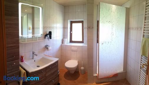 Pension Hochodlehen - Schönau am Königsee - Bathroom