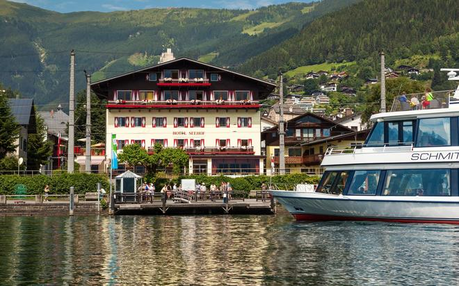 Hotel Seehof - Zell am See - Building