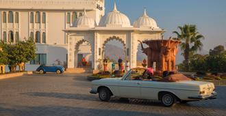 Radisson Blu Udaipur Palace Resort & Spa - Udaipur
