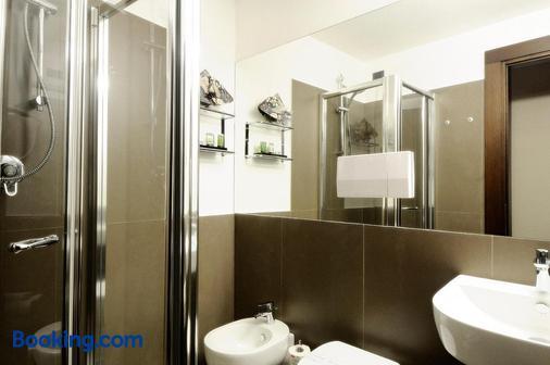 帕拉索皮克洛蜜妮酒店 - 奧維多 - 奧維多 - 浴室