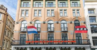 Hotel Amsterdam De Roode Leeuw - Ámsterdam - Edificio