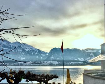 Hotel Restaurant Bellevue au Lac - Hilterfingen - Buiten zicht