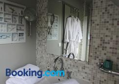 l'Agapanthe - Pléneuf-Val-André - Bathroom