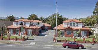 315 Motel Riccarton - Christchurch - Rakennus