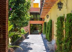El Relox Hotel & Spa - Tequisquiapan - Vista del exterior