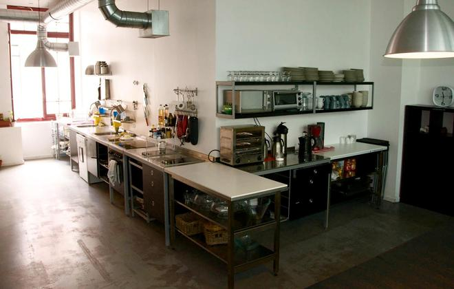 Lisbon Destination Hostel - Lisbon - Kitchen