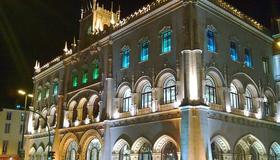 里斯本黛斯蒂恩旅館 - 里斯本 - 里斯本 - 建築