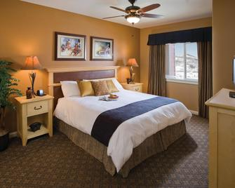 Wyndham Vacation Resorts Steamboat Springs - Steamboat Springs - Slaapkamer