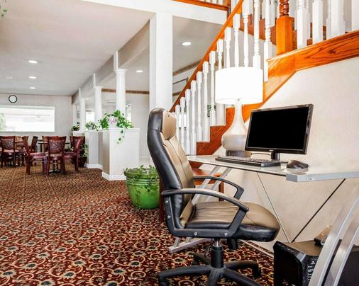 Quality Inn - Kingdom City - Business centre