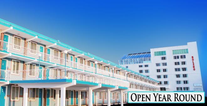 Bolero Resort - Wildwood - Building