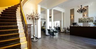 Hotel Royal Bridges - Delft - Reception