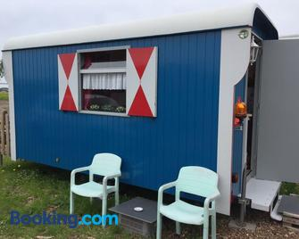 B&B boerderij rust, in pipowagens! - Den Helder - Beach