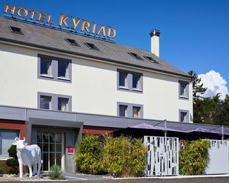 Kyriad Le Mans Est - Le Mans - Gebäude