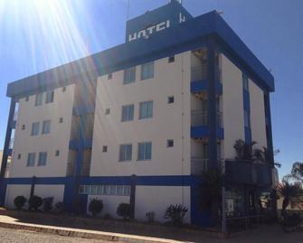 Sete Lagoas Residence Hotel - Sete Lagoas - Gebouw