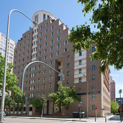 NH 瓦倫西亞拉斯艾特斯酒店 - 瓦倫西亞 - 瓦倫西亞 - 建築