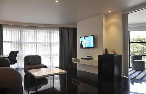 Best Western Plus At 20 Sukhumvit - Bangkok - Living room