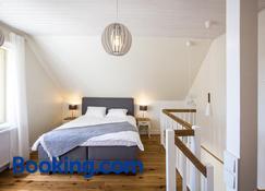 Haapsalu Old Town Apartments - Haapsalu - Makuuhuone