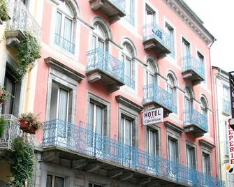 Hôtel Christian - Cauterets - Building