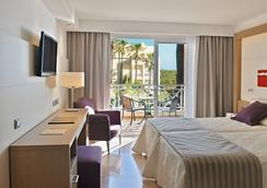 Hipotels Playa La Barrosa - Adults Only - Chiclana de la Frontera - Bedroom