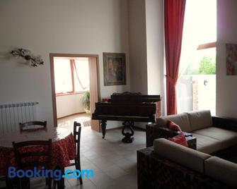 Agriturismo Gradec - Sistiana - Living room
