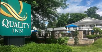 Quality Inn Gettysburg Battlefield - Gettysburg - Bygning