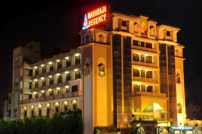 Hotel Maharaja Regency - Ludhiana - Gebäude