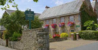 La Barbarie Hotel - Saint Martin