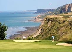 Mercure Bayeux Omaha Beach - Port-en-Bessin-Huppain - Golfplatz