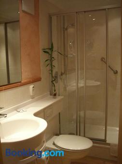 Hotel Stadt Suhl - Zella-Mehlis - Bathroom