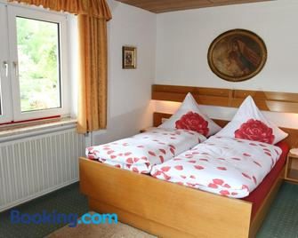 Appartementhaus Moos - Lam - Bedroom