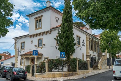 Villa Vasco da Gama - Cascais - Rakennus