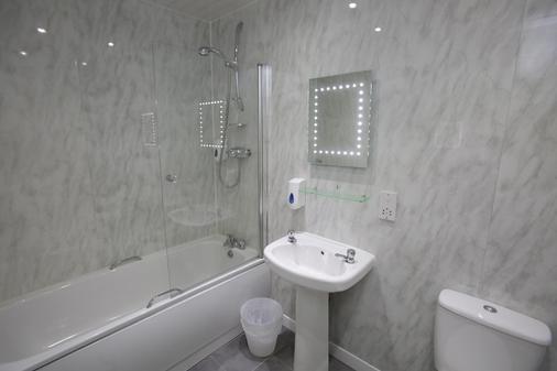 Merchant City Inn - Glasgow - Bathroom