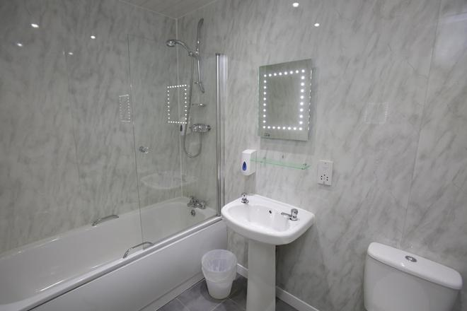 Merchant City Inn - Γλασκώβη - Μπάνιο