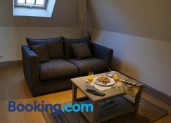 Central Parc - Tours - Sala de estar
