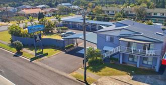 阿爾瑪旅遊汽車旅館 - 巴利納 - 巴里納(澳洲) - 建築