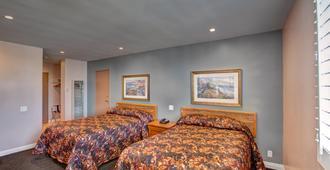 Dunes Inn - Wilshire - Los Angeles - Bedroom